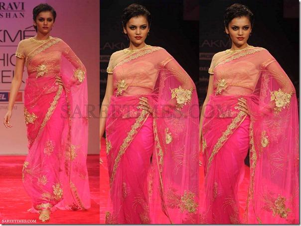 Bhairavi_Jaikishan_Pink_Embroidery_Saree