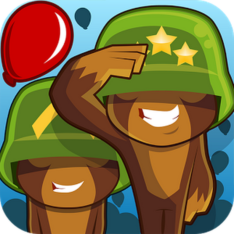 Bloons TD 5 v2.13 Apk + Mod [Unlimited Money]