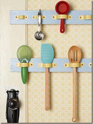 organizador para utensilios na cozinha
