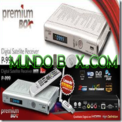 PREMIUMBOX P999 HD DUO