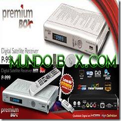 PREMIUMBOX P999 HD DUO