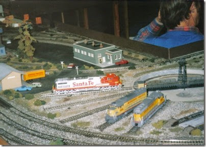 03 LK&R Layout at the Triangle Mall in February 1997