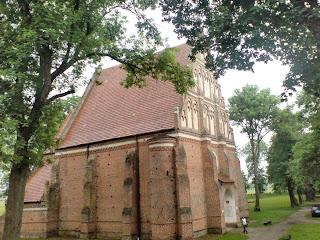 Kościół filialny pw. św. Ducha (była cerkiew unicika) zamkowa