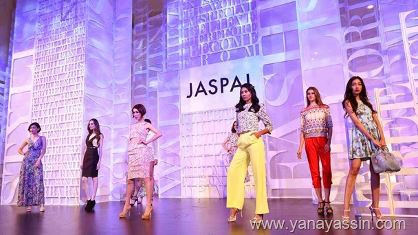 JASPAL Spring Summer 2014 Collection Showcase in conjuction with Mid Valley Fashion Week (1)