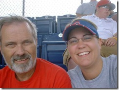 becky and dad phillies