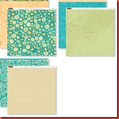 Footloose Paper pack X7151B