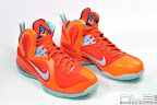 lebron9 allstar galaxy 08 web white Nike LeBron 9 All Star aka Galaxy Unreleased Sample