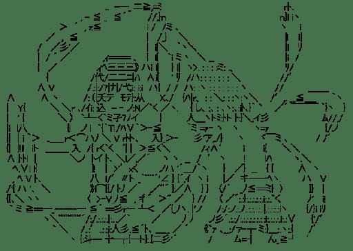 御坂美琴と御坂妹 ファイト(とある科学の超電磁砲)
