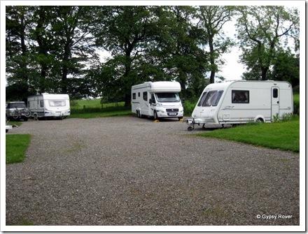 Gypsy Rover at Barbeth Farm C/L near Glasgow.