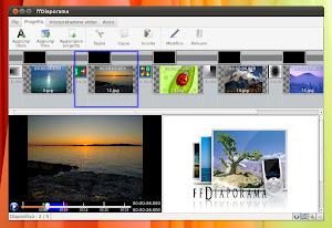 ffDiaporama 1.6 su Ubuntu Linux