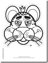 guepardo colorear (2)