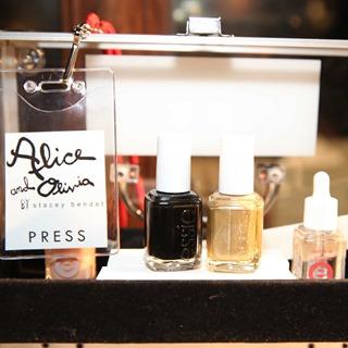 essie for Alice   Oliva NYFW 2014 #essieNYFW