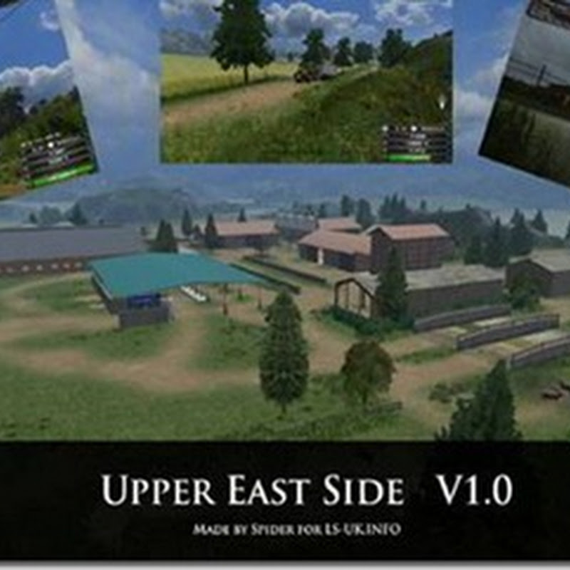 Farming simulator 2011 - Upper East Side V1.0 (mappa)