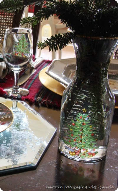 Christmas Decor-Bargain Decorating with Laurie