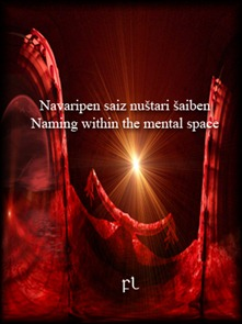 Naming within the mental space Cover