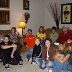 Superbowl Party - 2008 1