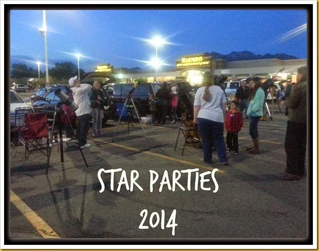 Star Parties 6