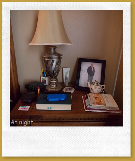 Day 36 On My Nightstand