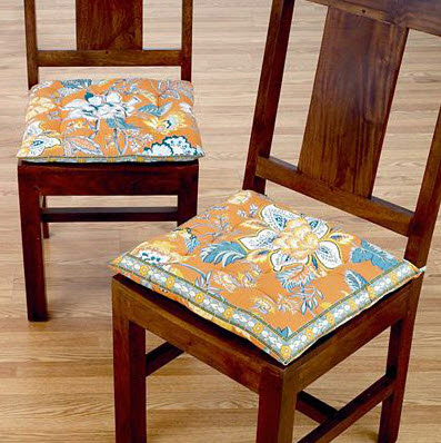 Colorful Dining Room Chair Cushions Dining Room Chair Cushions