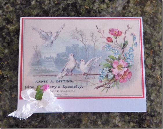cards rose 033