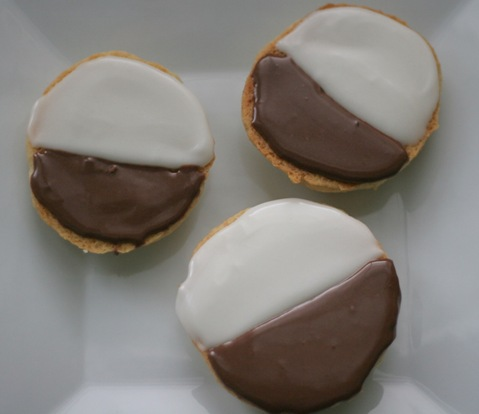black and white cookies 2