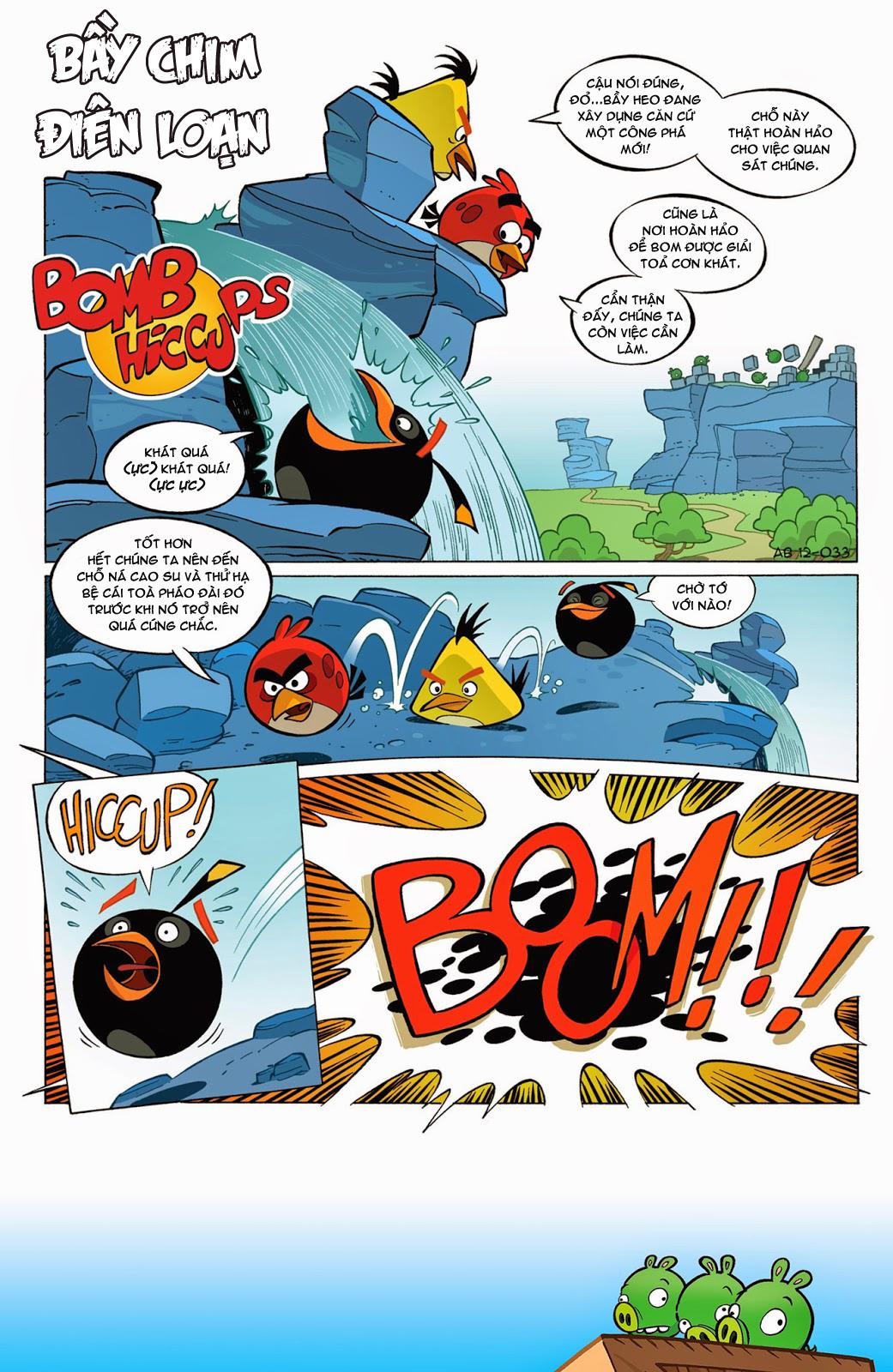 ANGRY BIRDS trang 3