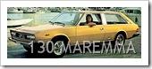 fiat 130 maremma prototipo 1975