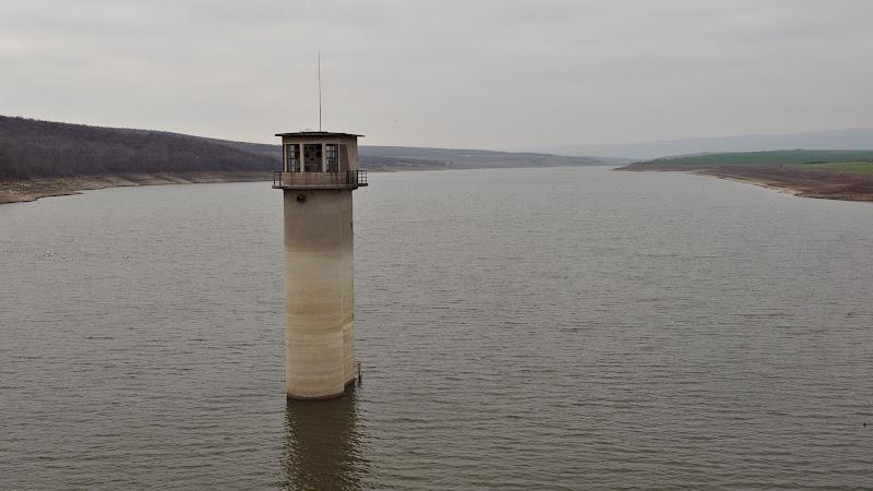 Strajerul barajului.