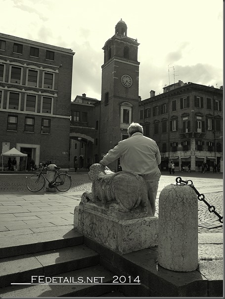 Piazza Duomo, Ferrara