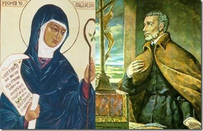 Hildegard von Bingen hildegard   San Juan de Avila_thumb[3]