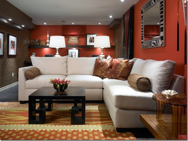 Basement Decorating Ideas Basement Decorating Ideas