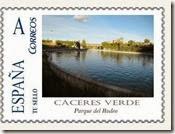 Caceres Verde Parque del Rodeo (Lago)