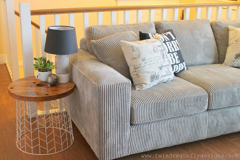 DIY Accent Table