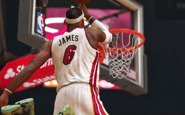 Nike LeBron 11 Appears in NBA 2K14 NextGen OMG Trailer