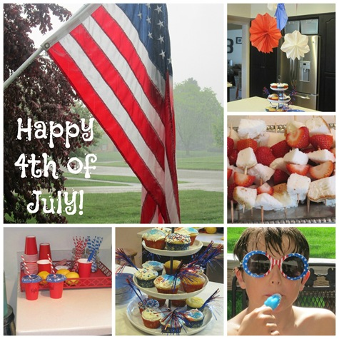 fourth of july collage 3