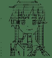 Gasai Yuno Telephone (Future Diary)