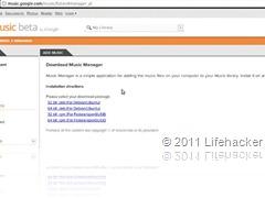 Google Music for Linux