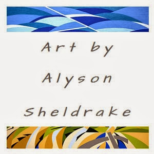Alyson Sheldrake art