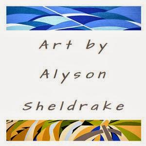 Alyson Sheldrake art