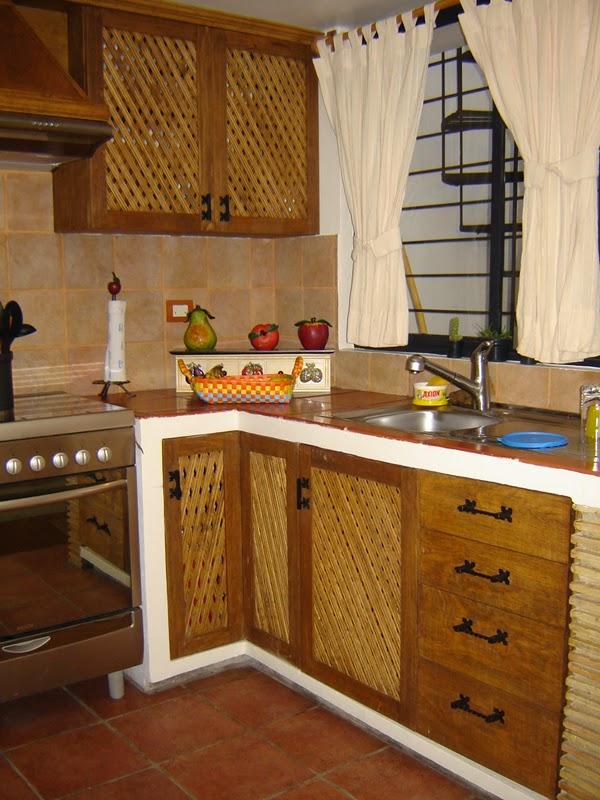 cocinas cocinas estilo colonial
