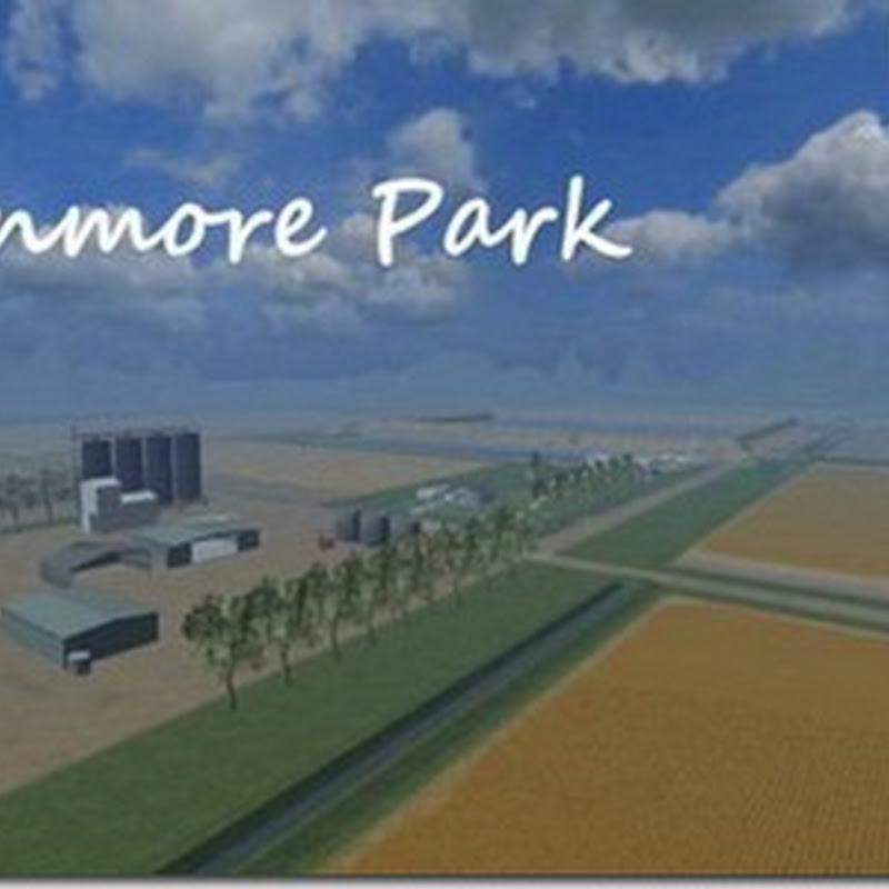 Farming simulator 2011–Kenmore Park Mod