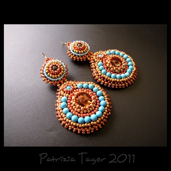 Sinai Glitz - Earrings 03 copy