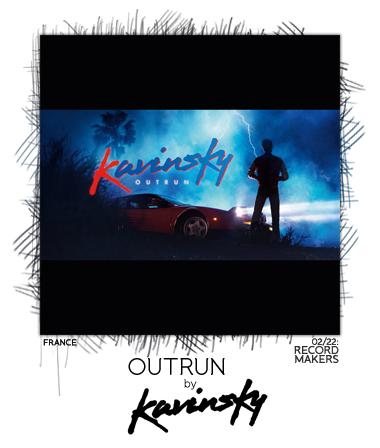 OutRun by Kavinsky