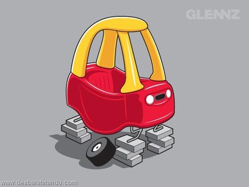 desenhos geeks gleen desbaratinando criativos nerds (4)