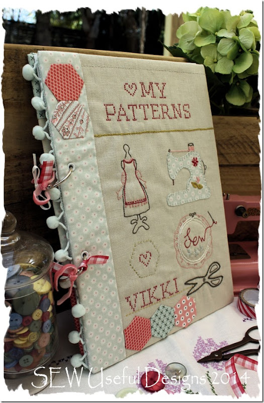 My Patterns front cover option small