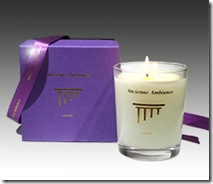 Persia Rose and Jasmin Candle