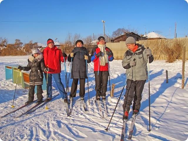 лыжи 010