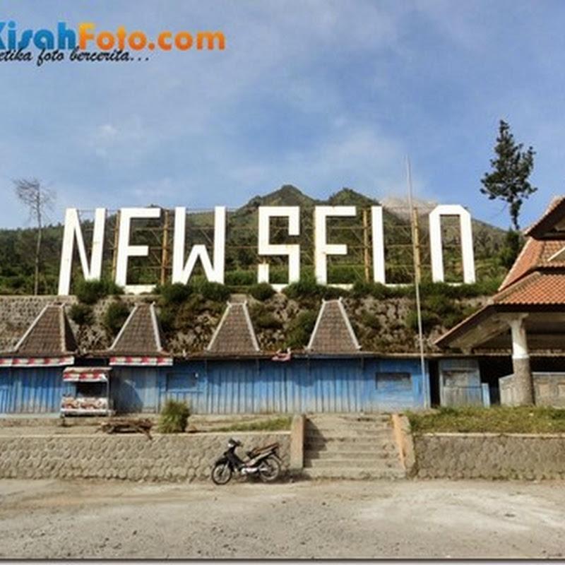 New Selo: Menikmati Keindahan Gunung Merapi & Merbabu Lebih Dekat