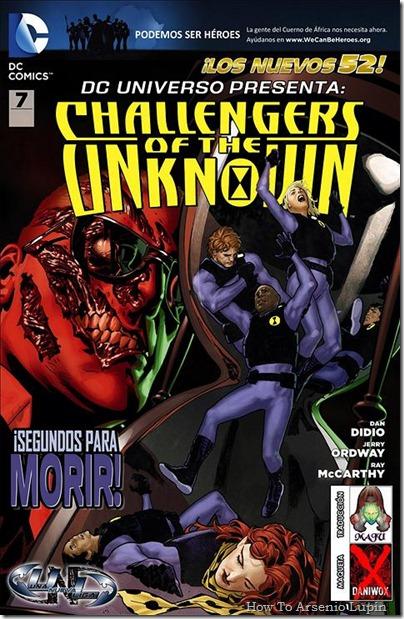 P00001 - DC Universe Presents #7 -