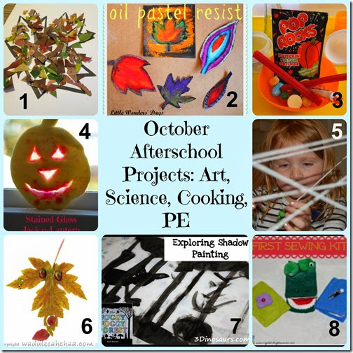 Afterschool for Smarty Pants: Afterschool art, science, PE